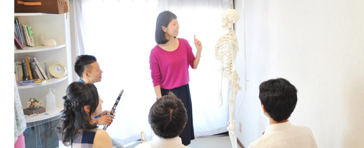 穏やかで楽しいレッスンで上手くなる。横浜クラリネット教室
